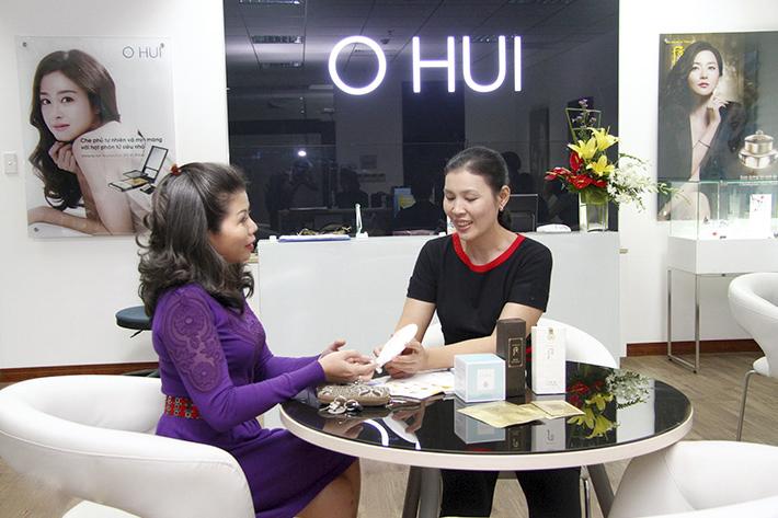 Chương trình khuyến mại mỹ phẩm Ohui